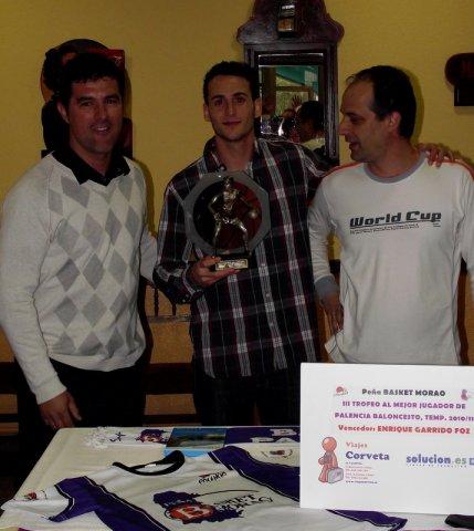 El Trofeo busca el relelo a Quique Garrido