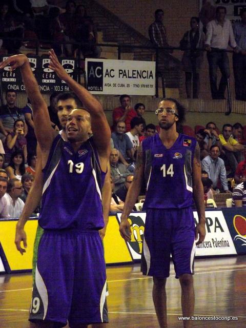 Xavier el primer vencedor. Foto Baloncesto con P