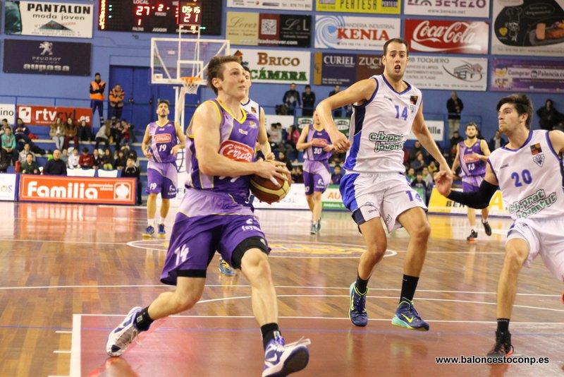 McDowell, el mejor de la jornada en el Trofeo Basket Morao