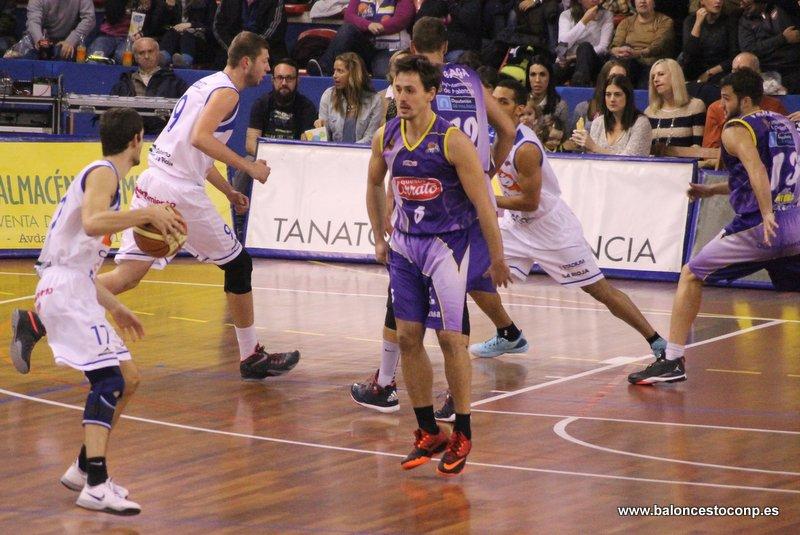 Huertas vence en la jornada del trofeo. Foto Baloncestoconp.es