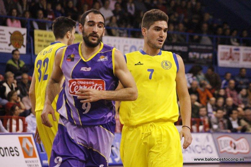 Dani Rodríguez suma una nueva victoria en el trofeo. Foto BaloncestoconP
