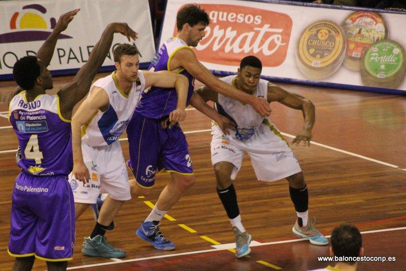 Albert Moncasi, partidazo con premio de la afición. Foto www.baloncestoconp.es
