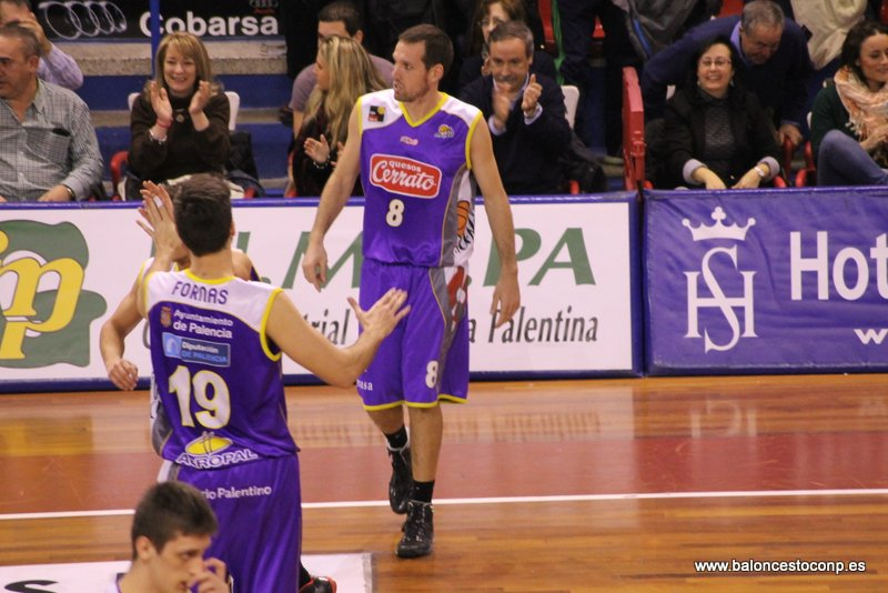 Bravo vence por segunda jornada consecutiva. Foto Baloncesto con P.