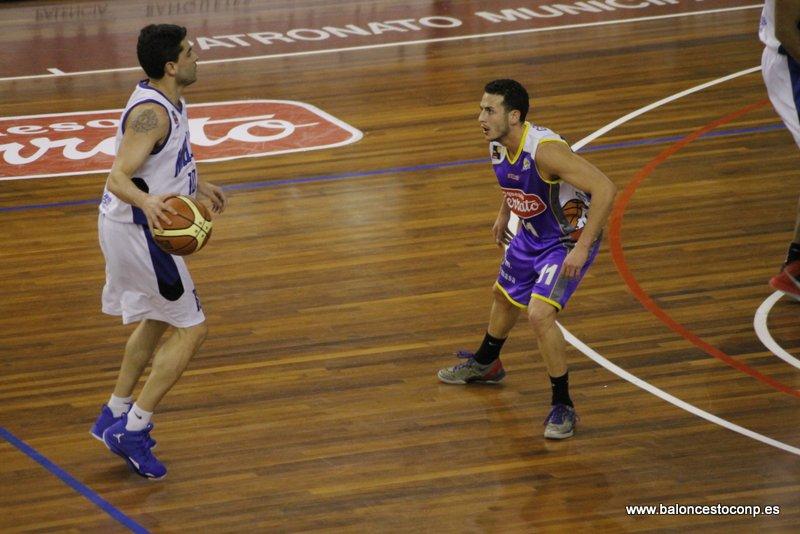 Quique Garrido, ganador por segunda semana consecutiva. Foto Baloncestocon.es