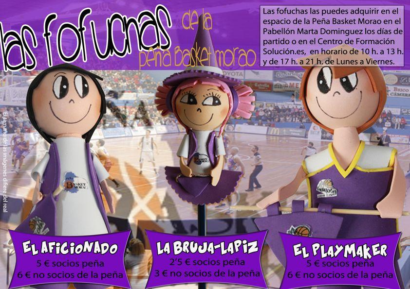 Las Fofuchas de la Peña Basket Morao