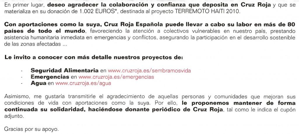 Te animamos a colaborar en los proyectos solidarios de Cruz Roja