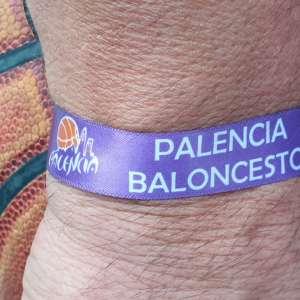 Pulsera Palencia Baloncesto de la Peña Basket Morao